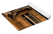 Left Bank Balconies Yoga Mat