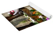 Lest We Forget Messages Yoga Mat