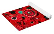 Lest We Forget Yoga Mat