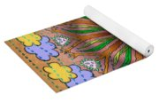 Let It Rain Yoga Mat