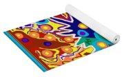Life Ignition Option 2 With Borders Yoga Mat