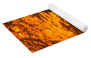 Like Hell Yoga Mat