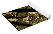 Lily Pads And Shadows Yoga Mat