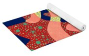 Lions And Tigers And Bears Yoga Mat