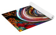 Liquefied Graffiti 4 Yoga Mat