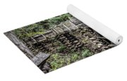 Cable Mill Gristmill - Great Smoky Mountains National Park Yoga Mat