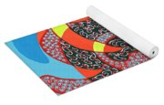 Lobster Party Yoga Mat