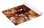 Lovely Autumn Tree Yoga Mat