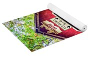 Lower Humbert Covered Bridge 5 Yoga Mat