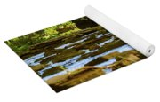 Lower Tahquamenon Falls 6128 Yoga Mat