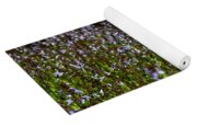 Lyre Leaf Sage Yoga Mat