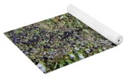Macro Forest  Yoga Mat