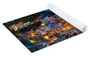 Manarola - Cinque Terre In Widescape Yoga Mat