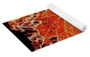 Maple Mania 11 Yoga Mat