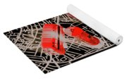Maps From London Town Yoga Mat