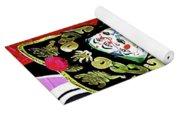 Masked Magician Yoga Mat