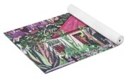Matopo Rock Lodge Yoga Mat