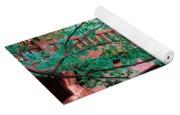 Matthiessen State Park Bridge False Color Infrared No 1 Yoga Mat