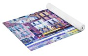 Mediterranean Morning Yoga Mat