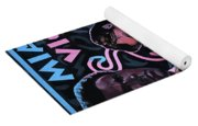 Miami Vice Yoga Mat