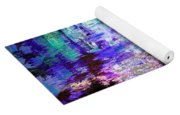 Midnight Train Goin Anywhere Yoga Mat