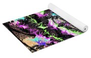 Mighty Mouse - Abstract Yoga Mat