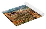 Monument Canyon Yoga Mat