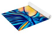 Moonrise In The Branches Yoga Mat
