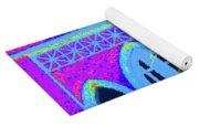 Moorish Deco Yoga Mat