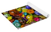 More Beautiful Marbles Yoga Mat