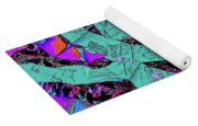 More Paper Snakes  Yoga Mat