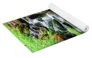 Moss Covered Stream Yoga Mat