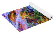 moss of Color Yoga Mat