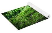 Moss On Tree Yoga Mat