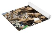 Mound Of Recyclables Yoga Mat