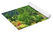 Mountain Horses Yoga Mat