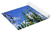 Mountain Trail - Olympic National Park Yoga Mat