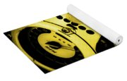 Mph Yellow 5485 G_3 Yoga Mat