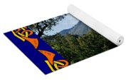 Mt Tamalpais Framed 2 Yoga Mat