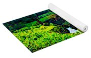 Mysterious Woods Yoga Mat