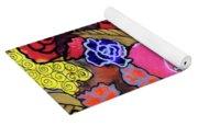 Nala's Flowers Yoga Mat