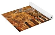 Native American Cliff Dwellings Yoga Mat