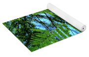 Natural Beauty Yoga Mat