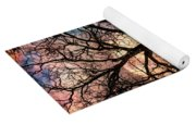 Nature's Stained Glass Yoga Mat