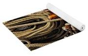 Nautical Knots 16 Yoga Mat