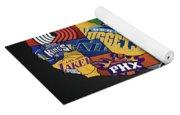 NBA Yoga Mat