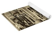New Orleans Jazz 2 - Sepia Yoga Mat