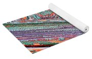 New Orleans Textures Yoga Mat