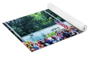 New York State Police Color Guard  2 Yoga Mat