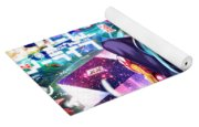 No Game No Life Yoga Mat